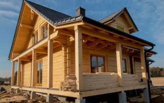 acquistare una casa in legno