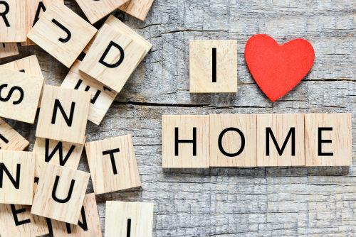 abitazioni in legno confortevoli e intime