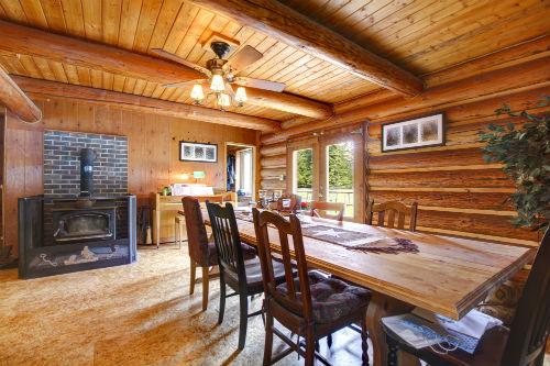 fare una casa in legno nel cadore