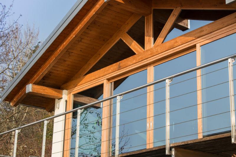 Costruire una casa in legno in friuli alpi haus - Vorrei costruire una casa in legno ...