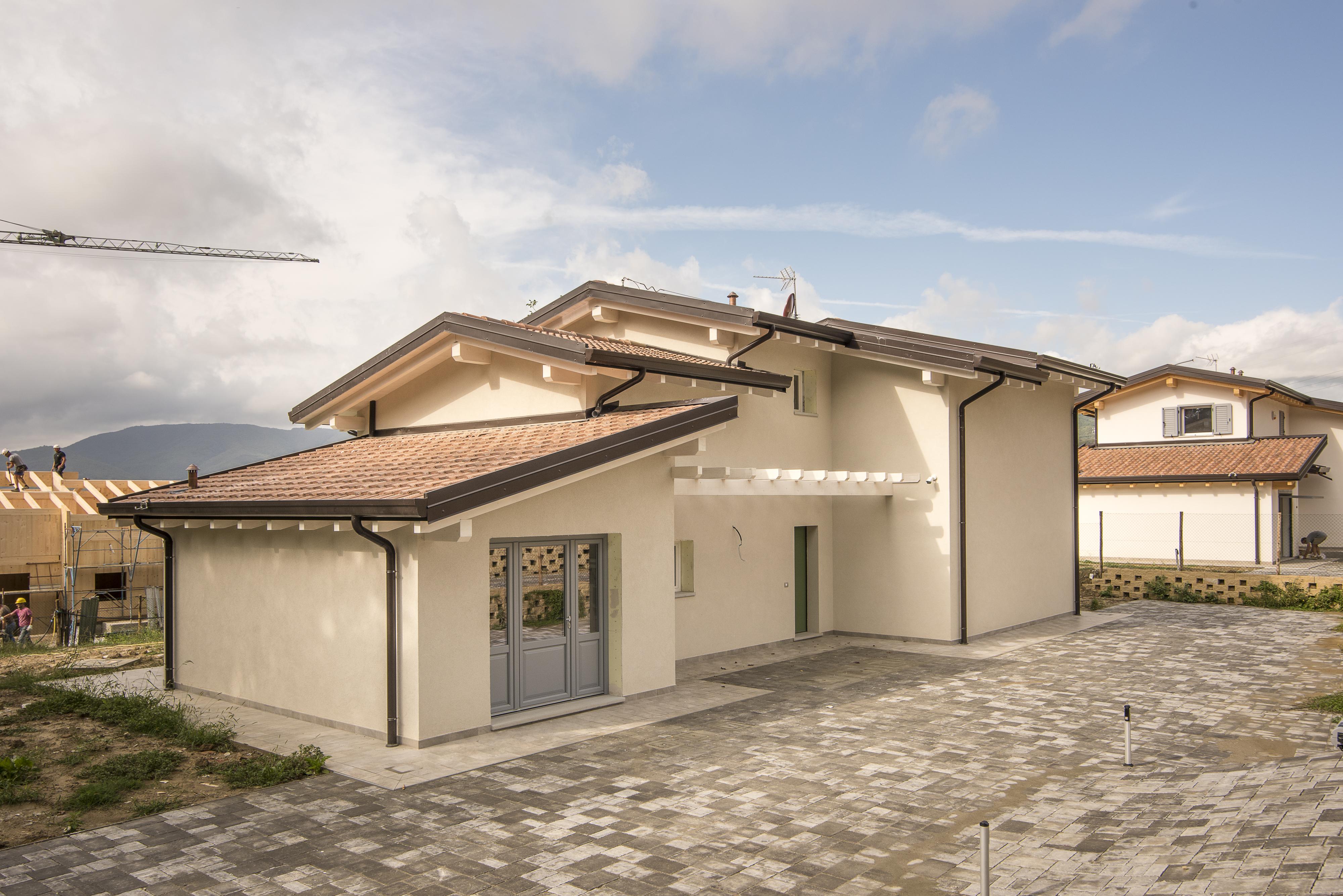 Costo Costruzione Casa Al Grezzo case costruzioni in legno belluno-veneto, friuli, emilia romagna